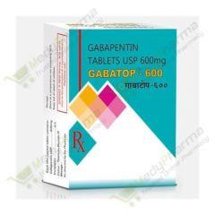 Buy Gabatop 600 Mg Online