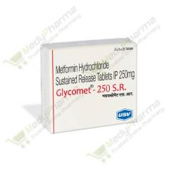 Buy Glycomet 250 Mg Online