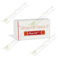 Buy Glypride 1 Mg Online