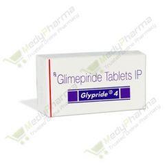 Buy Glypride 4 Mg Online