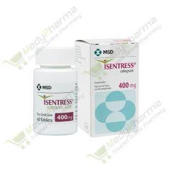 Buy Isentress 400 Mg Online