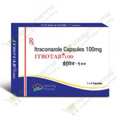 Buy Itrotab 100 Mg Online