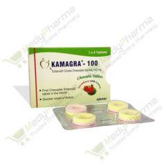 Buy kamagra chewable Tablet Online