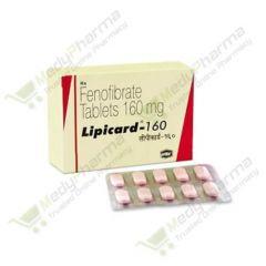 Buy Lipicard 160 Mg Online