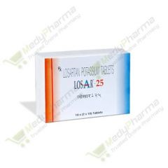 Buy Losar 25 Mg Online