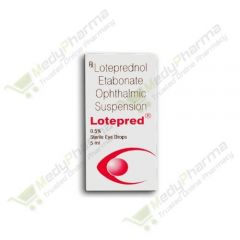 Buy Lotepred Eye Drop Online