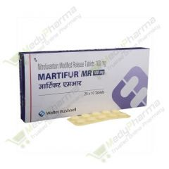 Buy Martifur MR 100 Mg Online