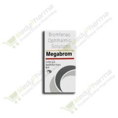 Buy Megabrom Eye Drop Online