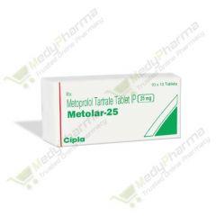 Buy Metolar 25 Mg Online