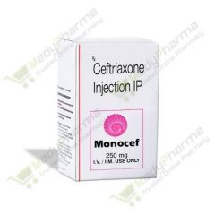 Buy Monocef 250 Mg Injection Online