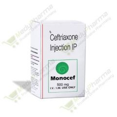 Buy Monocef 500 Mg Injection Online