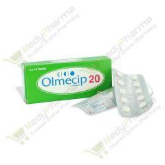 Buy Olmecip 20 Mg Online