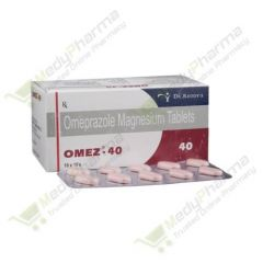 Buy Omez 40 Mg Online