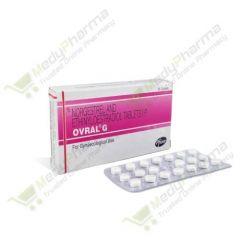 Buy Ovral G Tablet Online