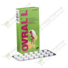 Buy Ovral L Tablet Online