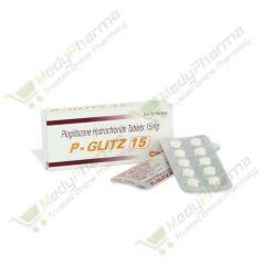 Buy P Glitz 15 Mg  Online