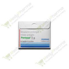 Buy Pentasa 2 Gm Granules Online