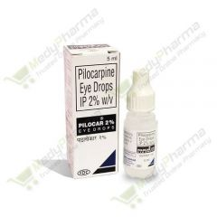 Buy Pilocar Eye Drops Online