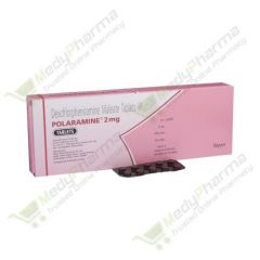 Buy Polaramine 2 Mg Online