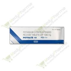 Buy Potrate 10 Tablet Online
