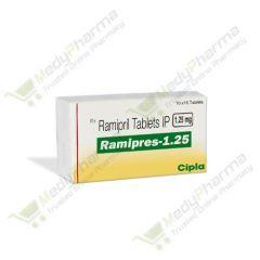 Buy Ramipres 1.25 Mg online