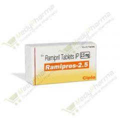 Buy Ramipres 2.5 Mg Online