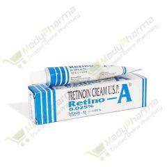 Buy Retino A 0.025% Cream Online