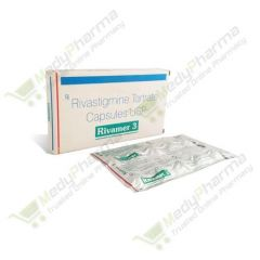 Buy Rivamer 3 Mg Online