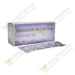 Buy Roseday 20 Mg Online