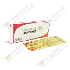 Buy Rosubest 20 Mg Online