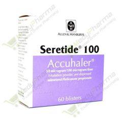 Buy Seretide 50Mcg/100Mcg Accuhaler Online