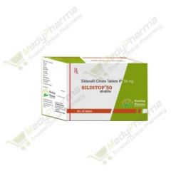 Buy Silditop 50 Mg Online