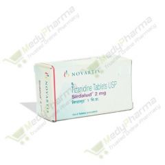 Buy Sirdalud 2 Mg Online