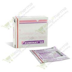 Buy Suminat 50 Mg Online