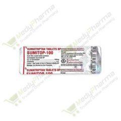 Buy Sumitop 100 Mg Online