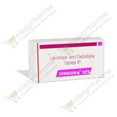Buy Syndopa 275 Mg Online