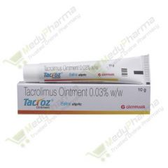 Buy Tacroz Ointment Online