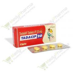 Buy Tadacip 20 Mg Online