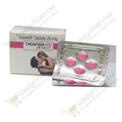 Buy Tadafem 20 Mg Online