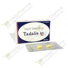 Buy Tadalis SX 20 Mg Online