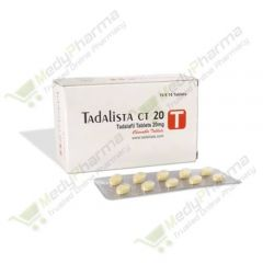 Buy Tadalista CT 20 Mg Online