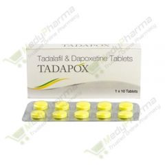Buy Tadapox Tablet Online