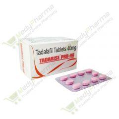 Buy Tadarise Pro 40 Mg Online