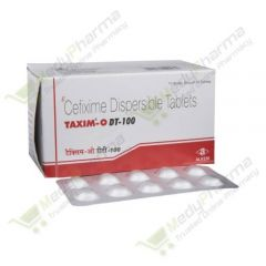 Buy Taxim-O 100 Mg DT Online