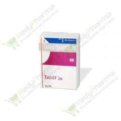 Buy Tazzle 20 Mg Online
