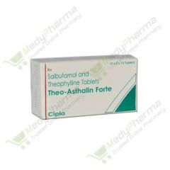 Buy Theo-Asthalin Forte  Online
