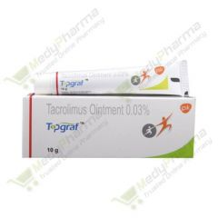 Buy Topgraf 0.03% Ointment Online