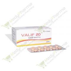 Buy Valif 20 Mg Online