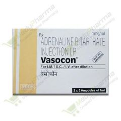 Buy Vasocon 1 Mg Injection Online