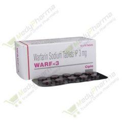 Buy Warf 3 Mg Online